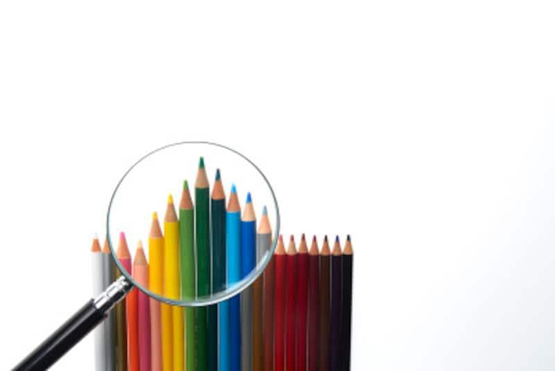 人間は何色まで認識できる?人間の目の限界に迫る