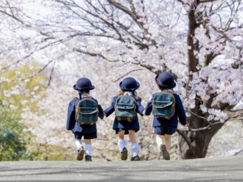 笑顔あり、涙ありの新学期。子供の性格に合った接し方を心がけよう!