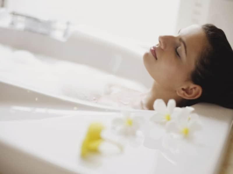 入浴にはダイエットや健康美容効果がたくさん!