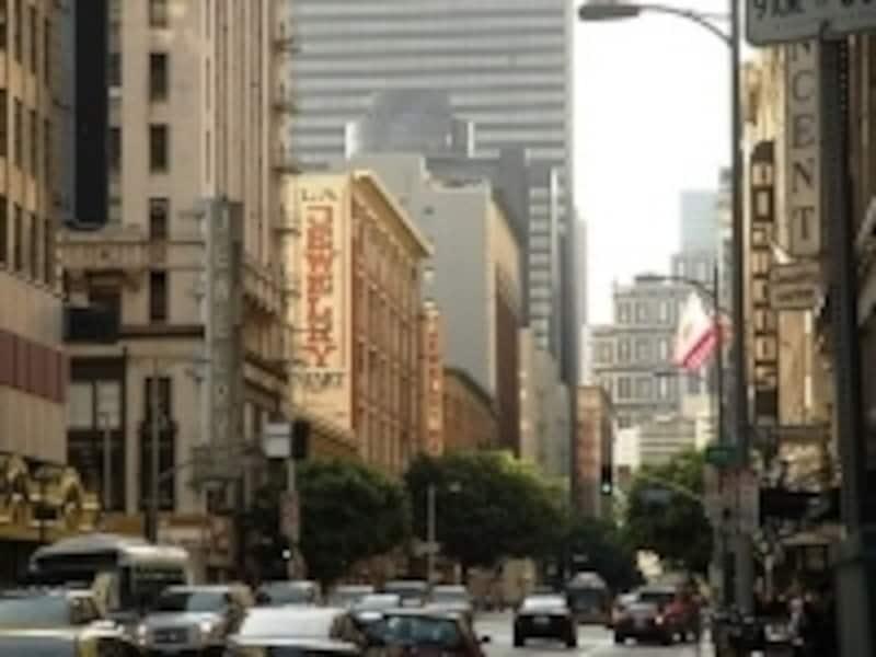 ロサンゼルスも治安が悪いのは一部だけ!
