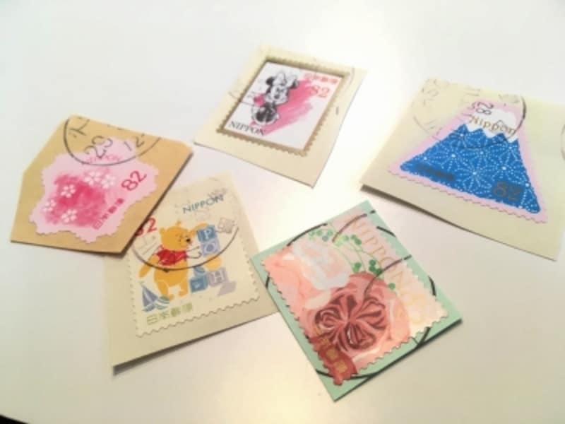 最近の記念特殊切手
