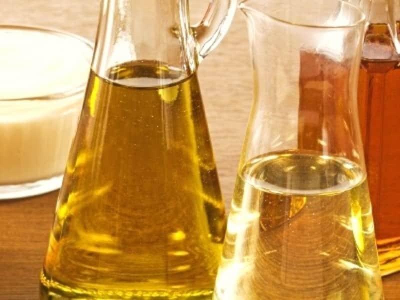 脂肪酸構成によって体への効能も変わります