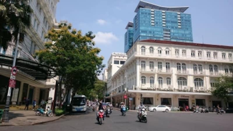東南アジアの中でも高成長を遂げているベトナムundefinedホーチミン市