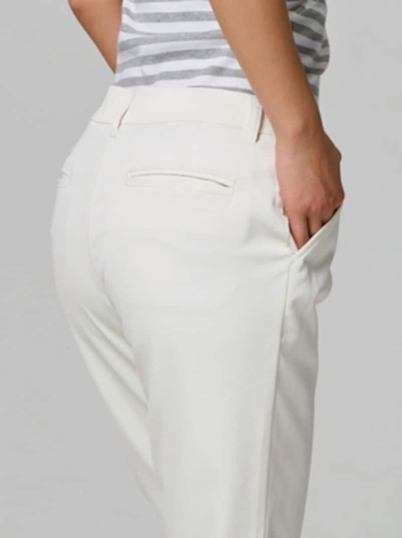 白ファッション