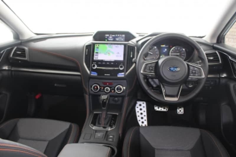 新型SUBARUXV