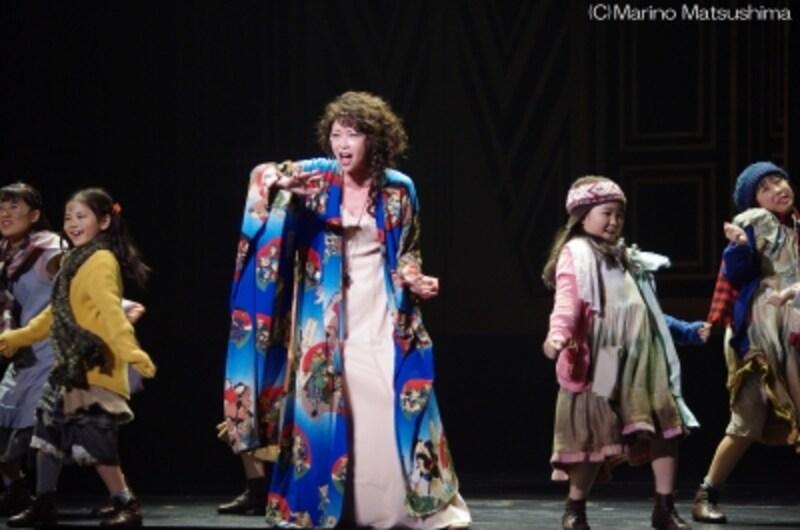 『アニー』2018年(C)MarinoMatsushima