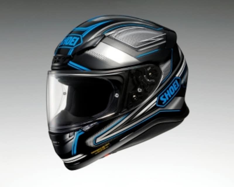 愛用のヘルメットZ-7