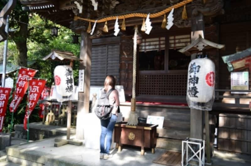 八雲神社をお参り