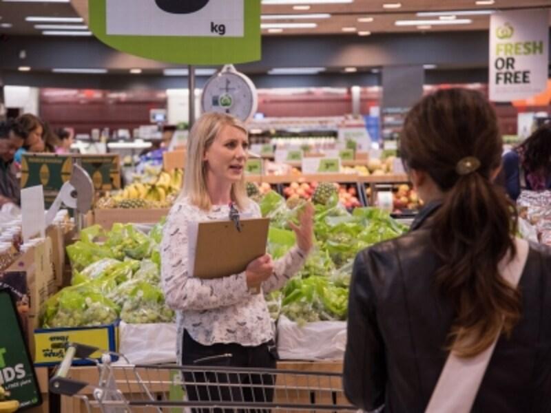 ニュージーランドのスーパーマーケットツアーに参加