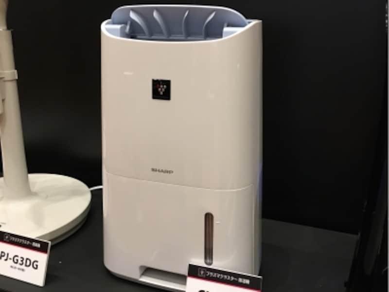 設置面積約A4サイズのコンパクトサイズで狭い場所でも置きやすい