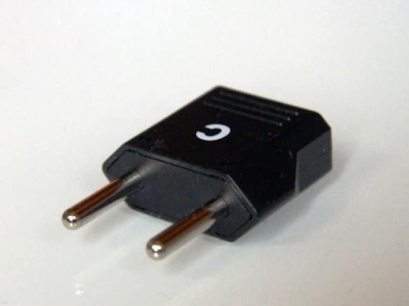タイプC・6角形の変換アダプター