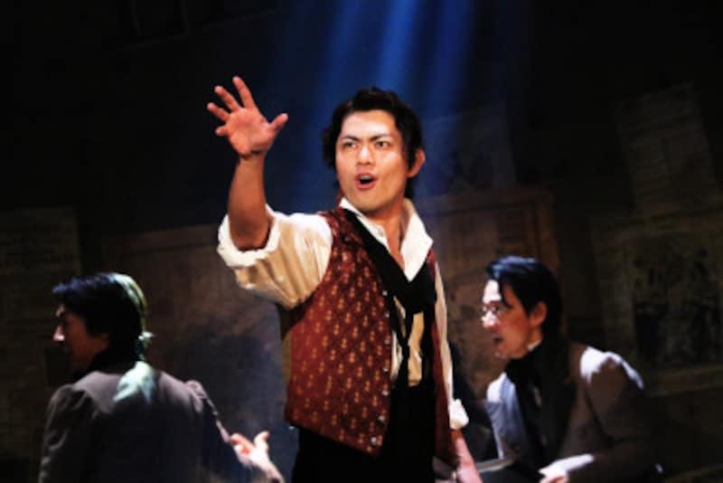 『レ・ミゼラブル』2017年公演より。写真提供:東宝演劇部