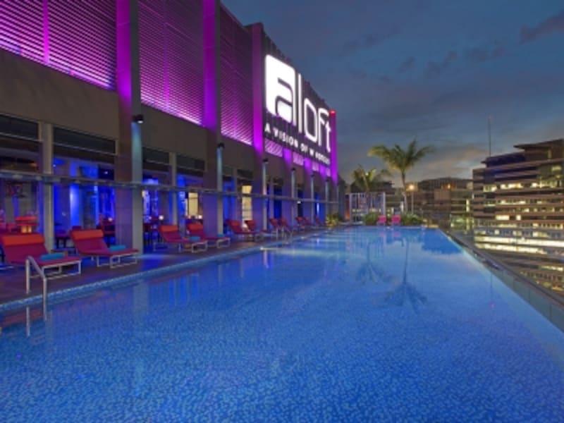 アロフト・クアラルンプール・セントラル【クアラルンプールのおすすめホテル2018】