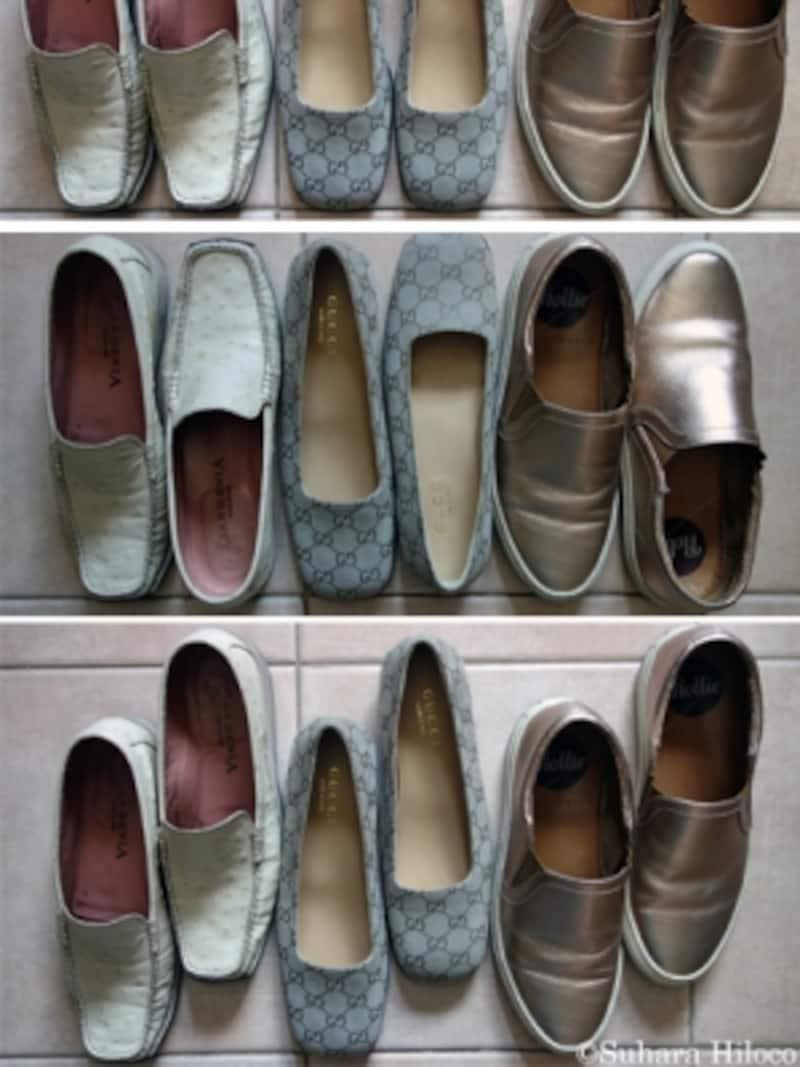 靴のげた箱収納