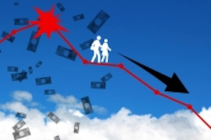 片働き年収1000万円、家計危機に要注意!