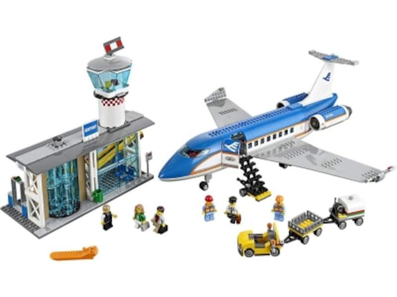 レゴ(LEGO)/レゴシティ空港ターミナルと旅客機60104(8445円)
