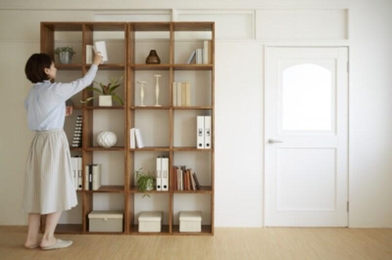 収納スペースを確保して欲しいものを手に入れる