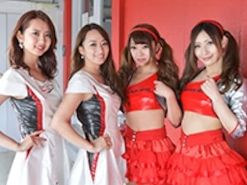 a-Girls/GAINERsucre