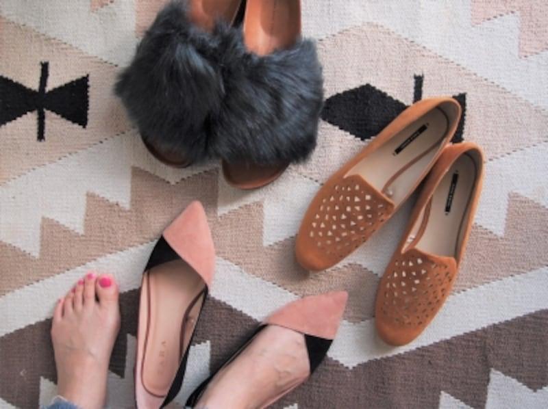 「プチプラでオシャレ」なんて靴好きにはたまらない!