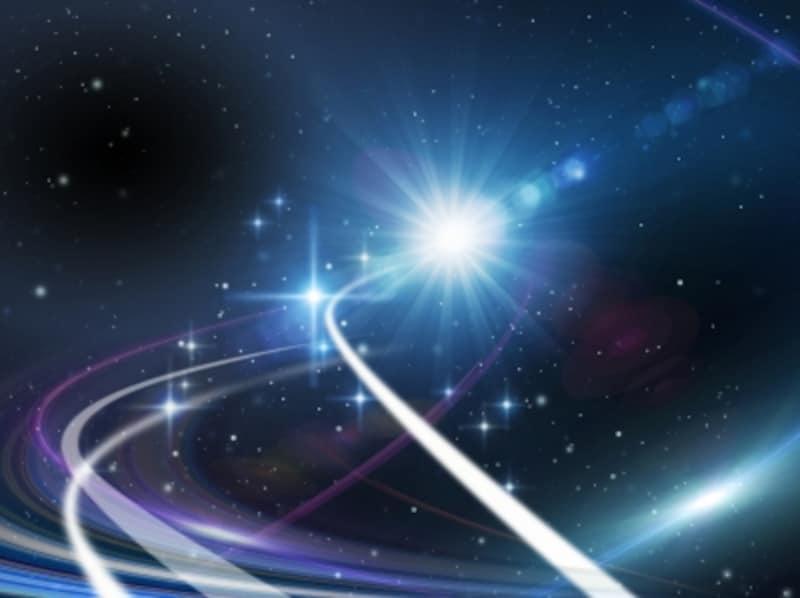 1光年は何キロメートル(km)?宇宙の距離を表す単位