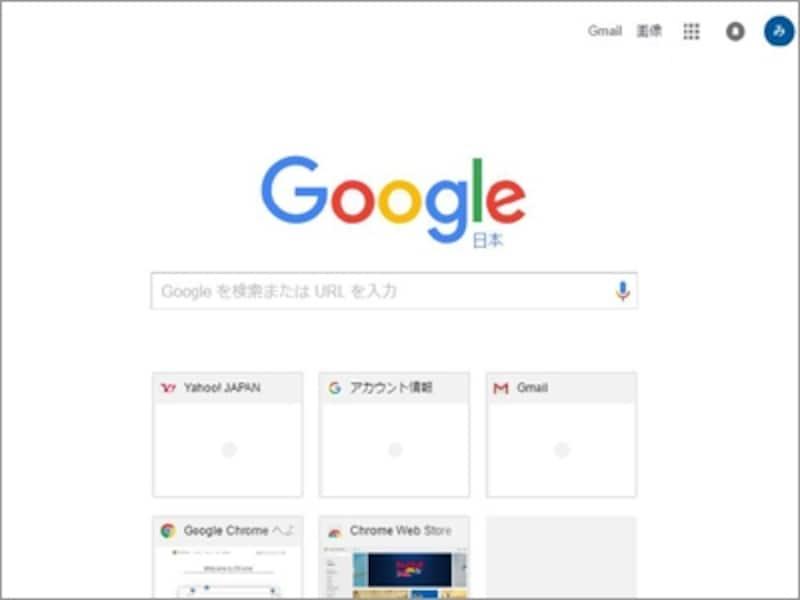 Googleアカウントにログインしておきます