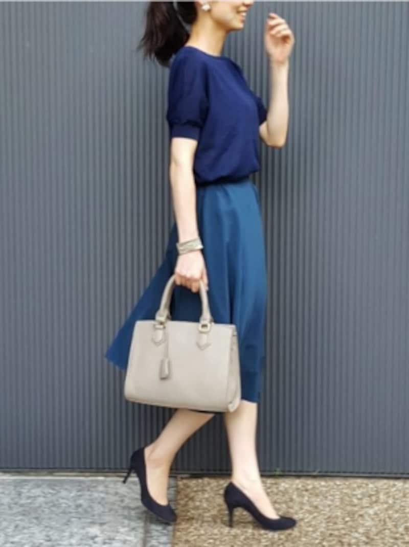 反対色,補色,コーディネート,ファッション