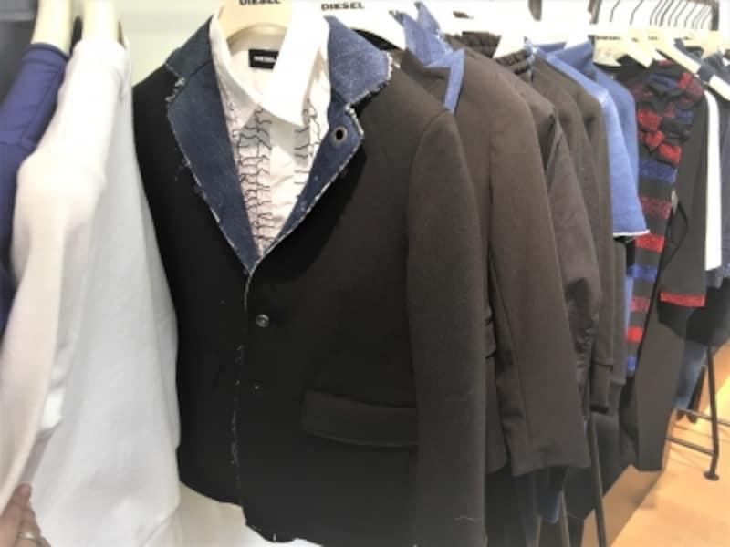 子供向けのジャケット。小学校の入学式や七五三などでぶっちぎりで目立てる大人顔負けのジャケット。
