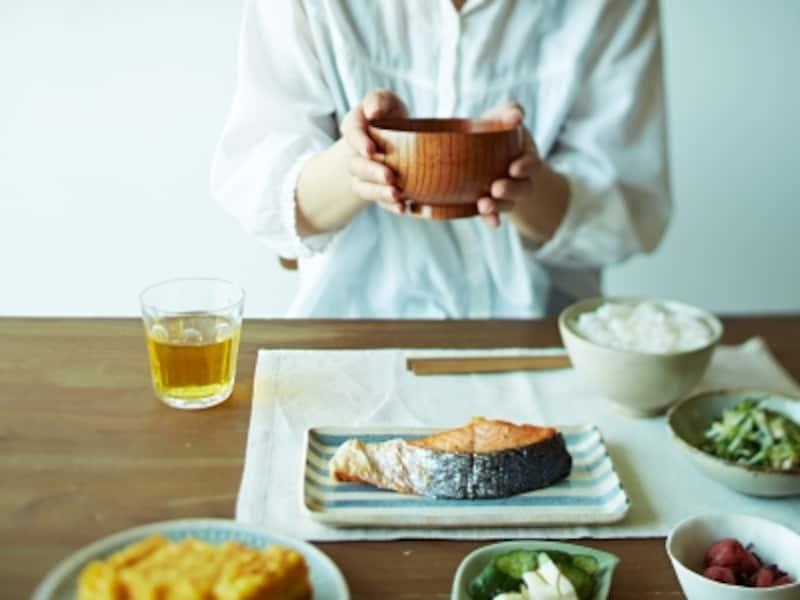 食事の回数を増やすと痩せやすい
