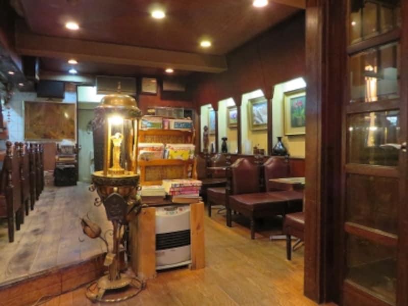 古い喫茶店