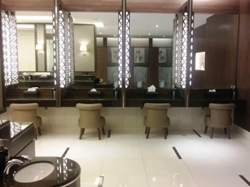 プレイヤーズルーム
