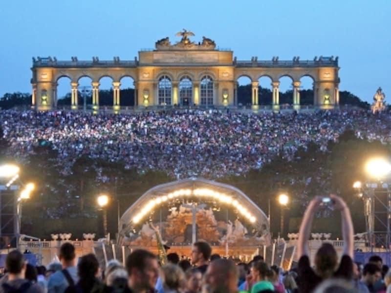 シェーンブルン宮殿サマーナイト・コンサート