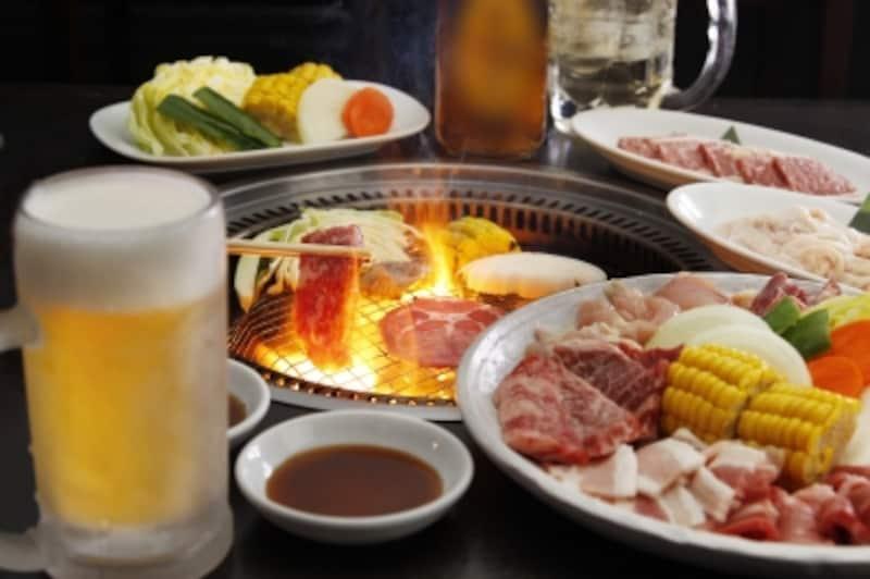 アルコール云々よりも一緒に食べる料理で太る!