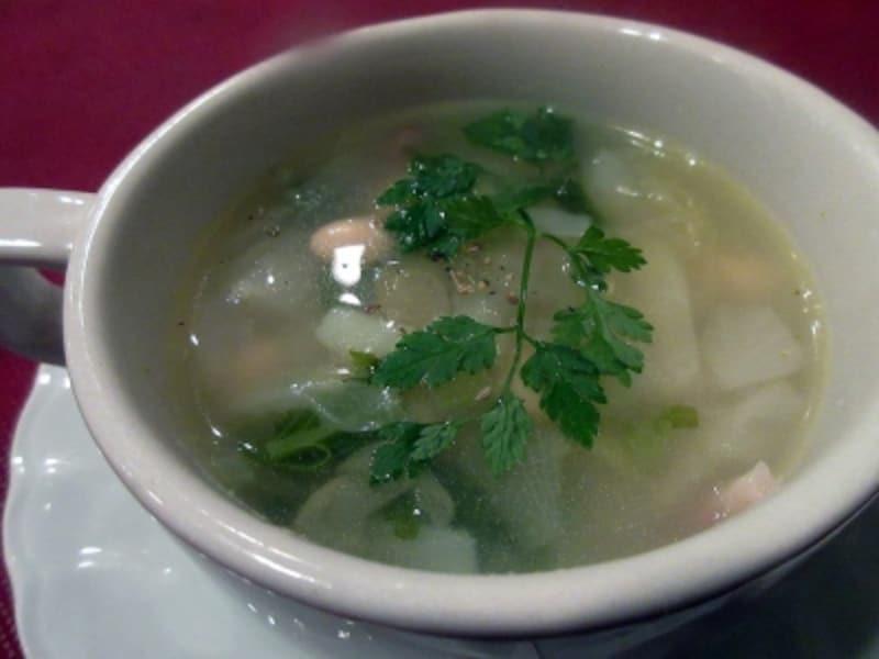 ビストロコロリス(BistroCOLORIS)スープ