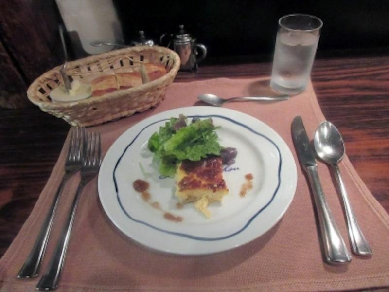 ル・クープ・シュー(LeCoupChou)前菜