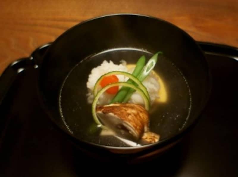 鱧松料理。