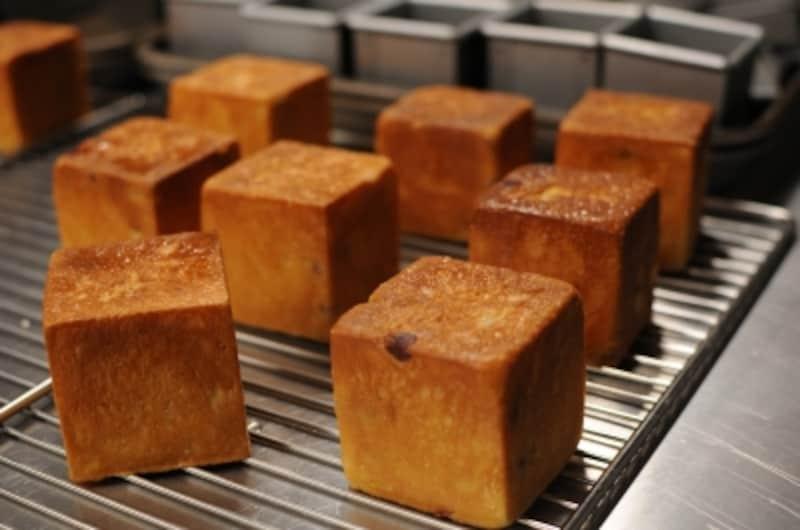 パンの種類は30種類ほど