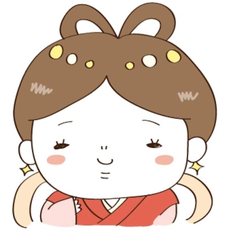 織姫 七夕 イラスト カラー かわいい