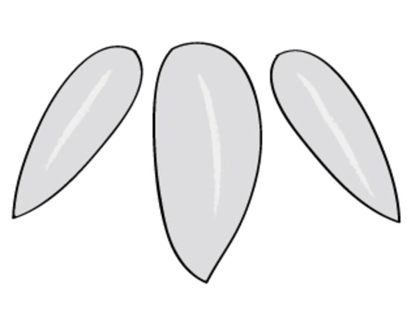 笹の葉 七夕 イラスト 白黒 かわいい