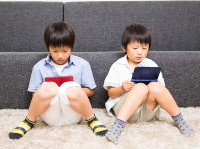 ゲームと勉強の集中力は異なる?