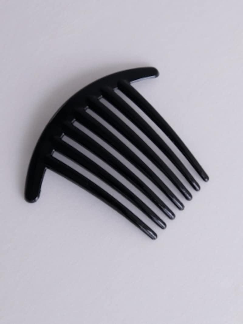 シンプルなヘアコーム(スタッフ私物)