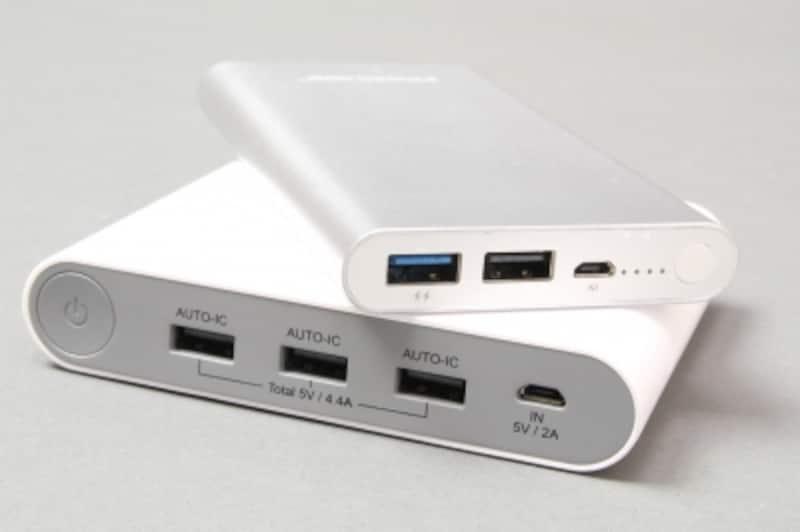 利用するスマートフォンやタブレットの台数を考えてポート数を選ぶ