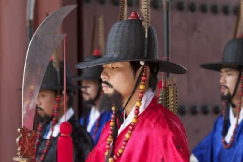 時代劇モノの韓国ドラマ