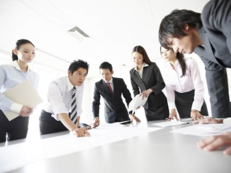 職場のチーム