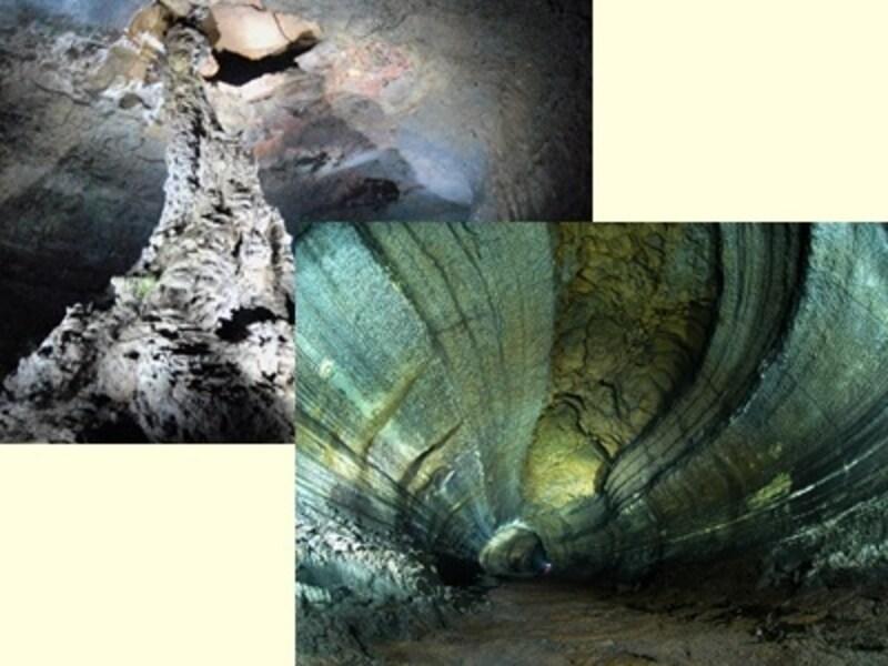 しばし夏の暑さを忘れ、ライトアップされた幻想的な洞窟に浸ってみてください!