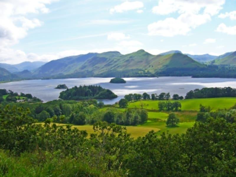 世界遺産「イングランドの湖水地方」
