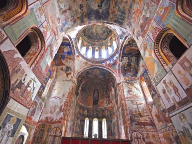世界遺産「ゲラティ修道院」