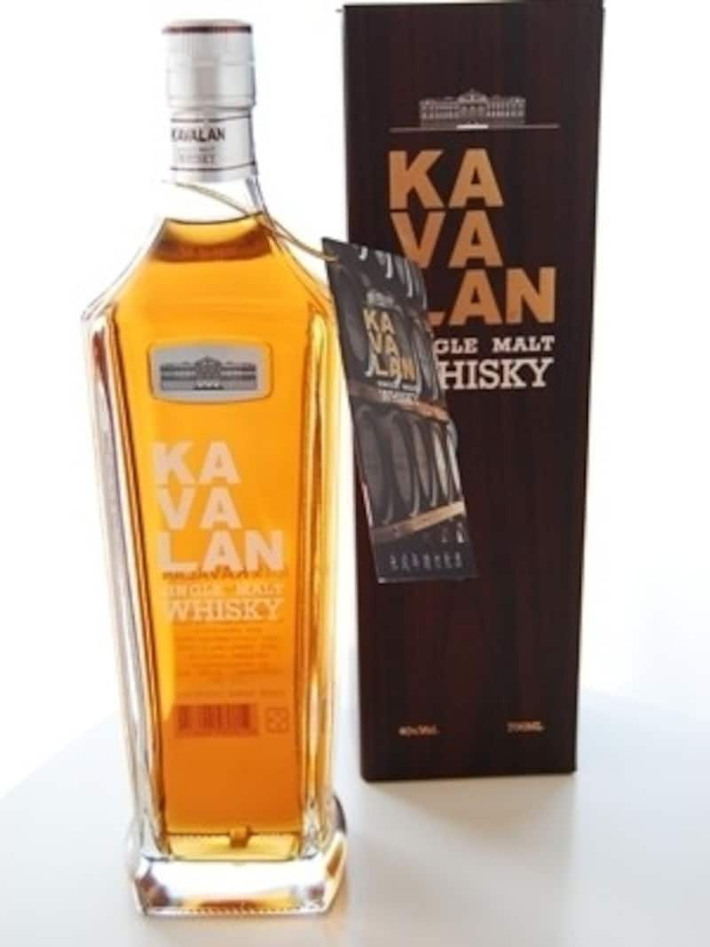 カバラン、お酒好きな方のおみやげに