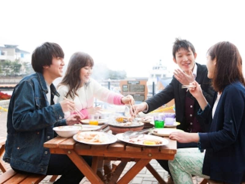 横浜・八景島シーパラダイスと合わせて、焼屋のBBQを楽しんでは(画像提供:横浜・八景島シーパラダイス)
