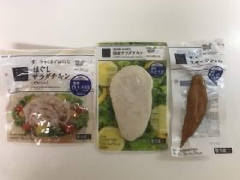 サラダチキンシリーズ