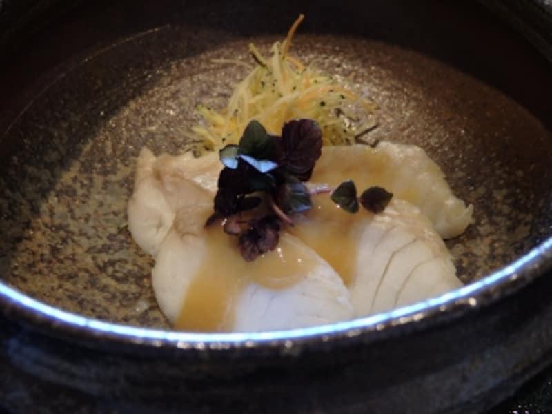 なまずの酢味噌(福寿家)